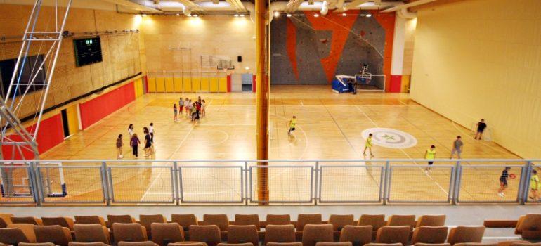 športna dvorana Radlje ob Dravi (2010)